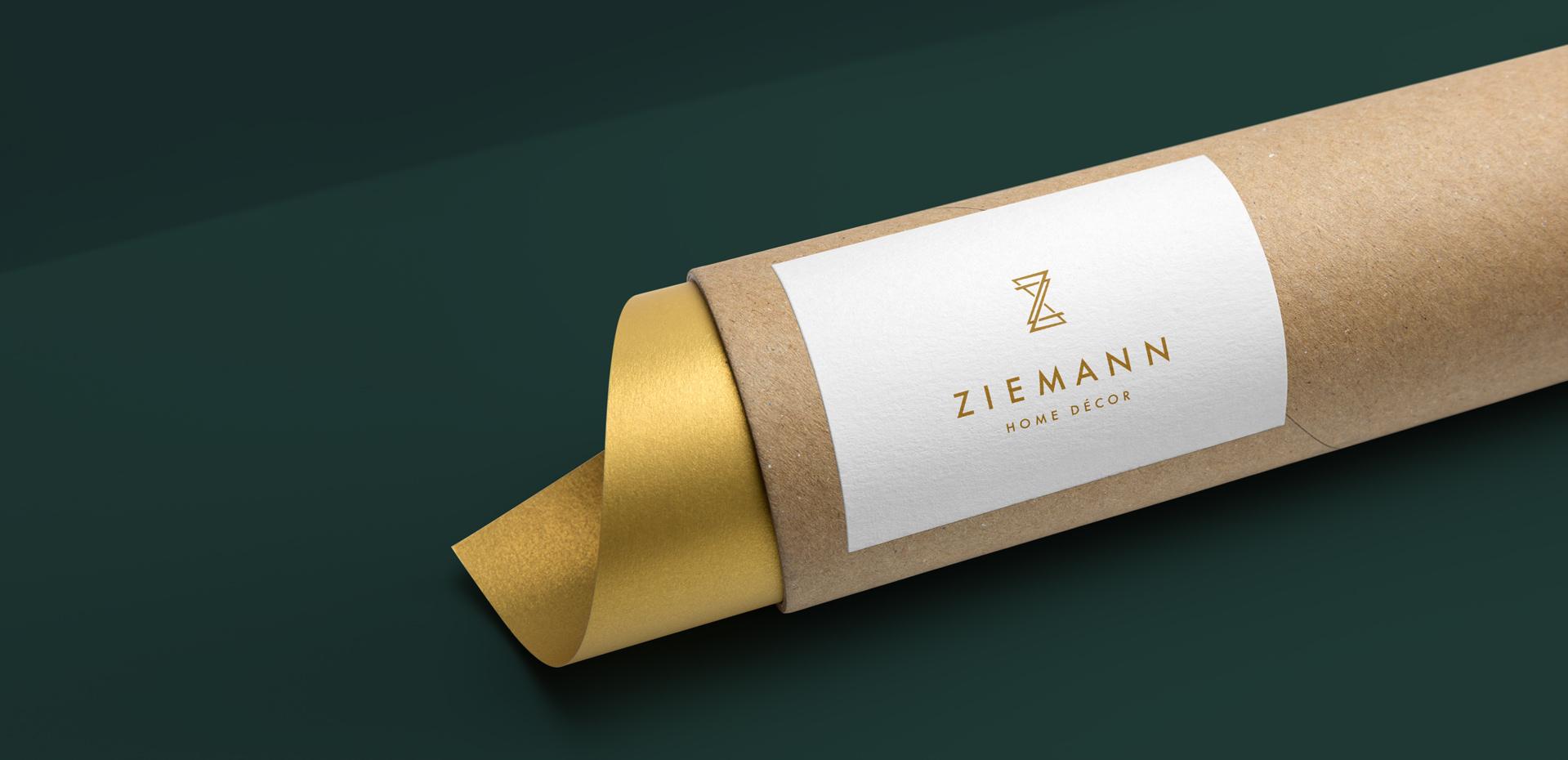 IDENTYFIKACJA WIZUALNA premium Ziemann Home Decor