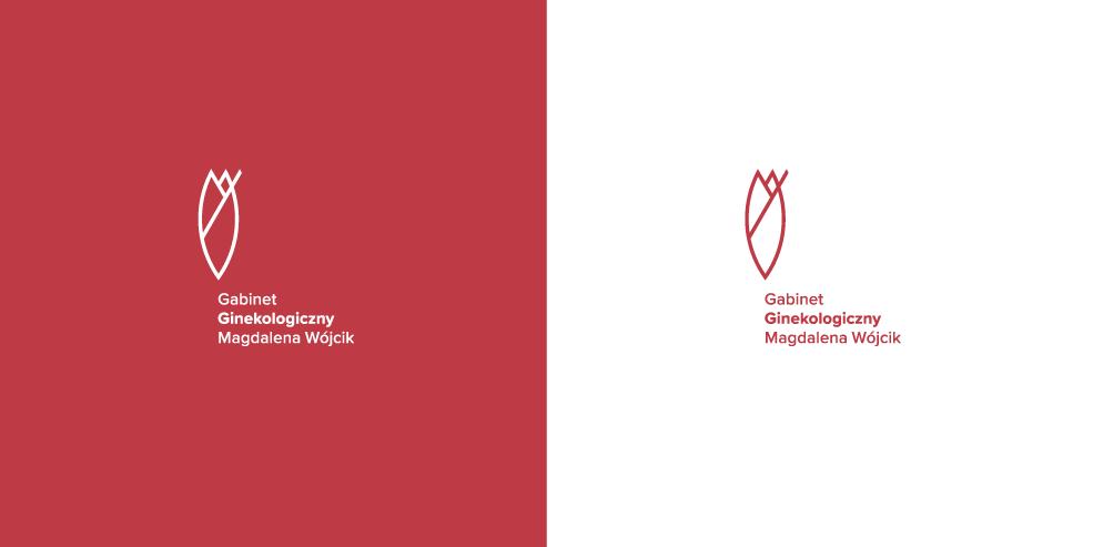 logo projektowanie gdańsk ginekolog