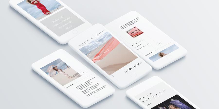projekt www wersja mobilna responsywna