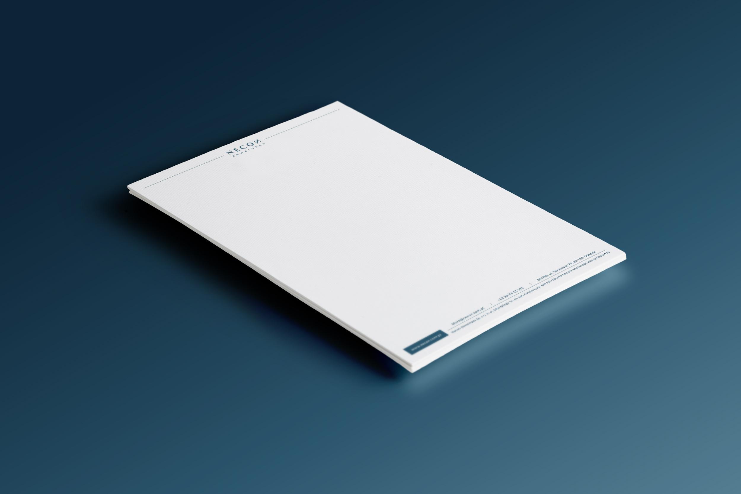 projektowanie design deweloper gdansk identyfikacja wizulalna