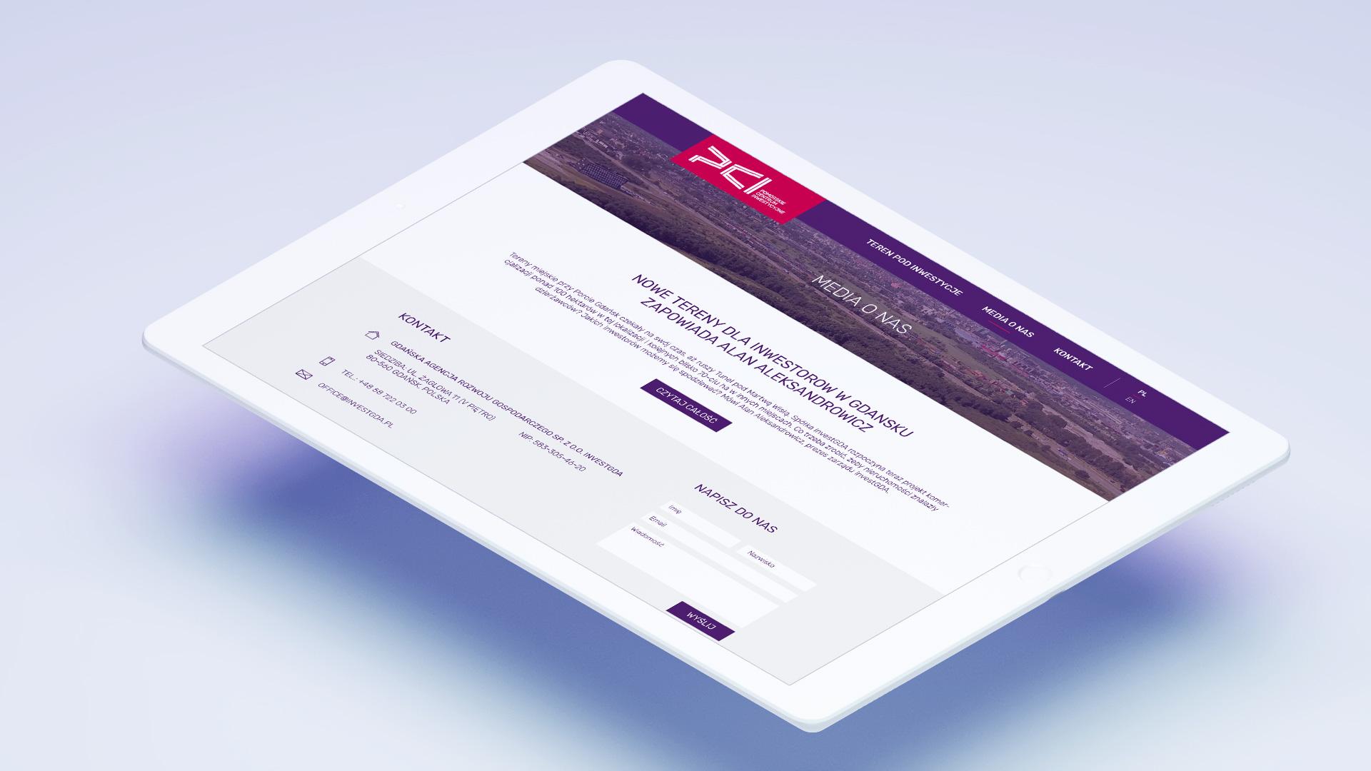 webdesign gdansk studio graficzne