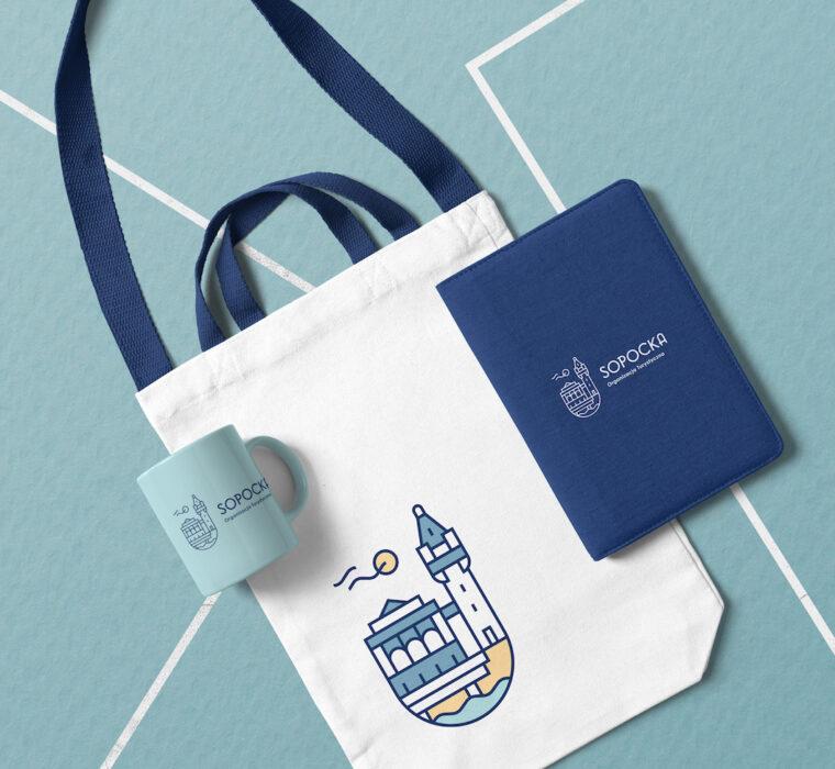 logo projektowanie graficzne Sopocka Organizacja Turystyczna ID