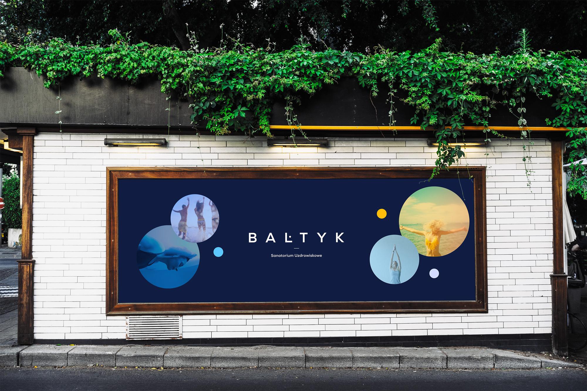 key visual reklama projekt estetyka