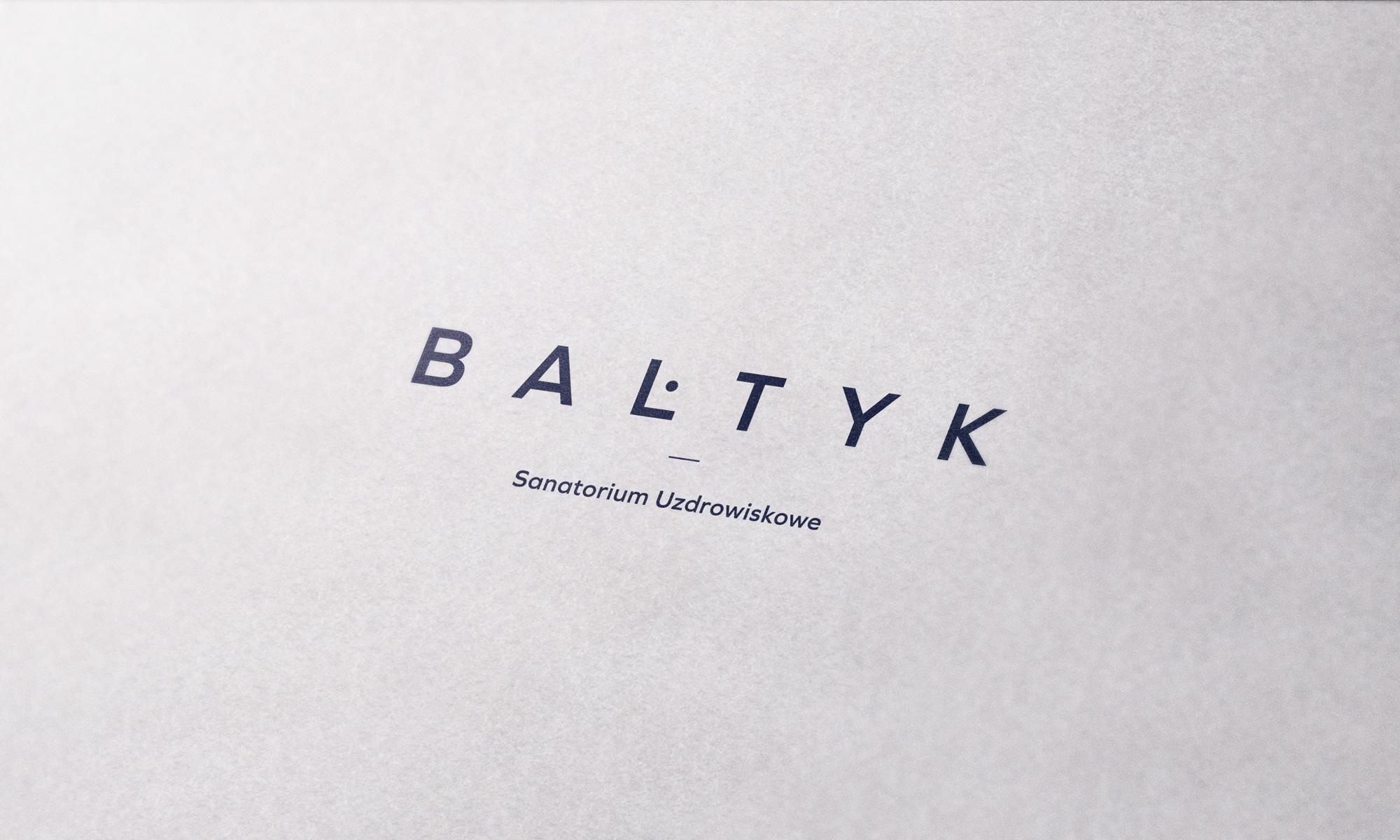 logo detal minimalizm redesign Gdańsk
