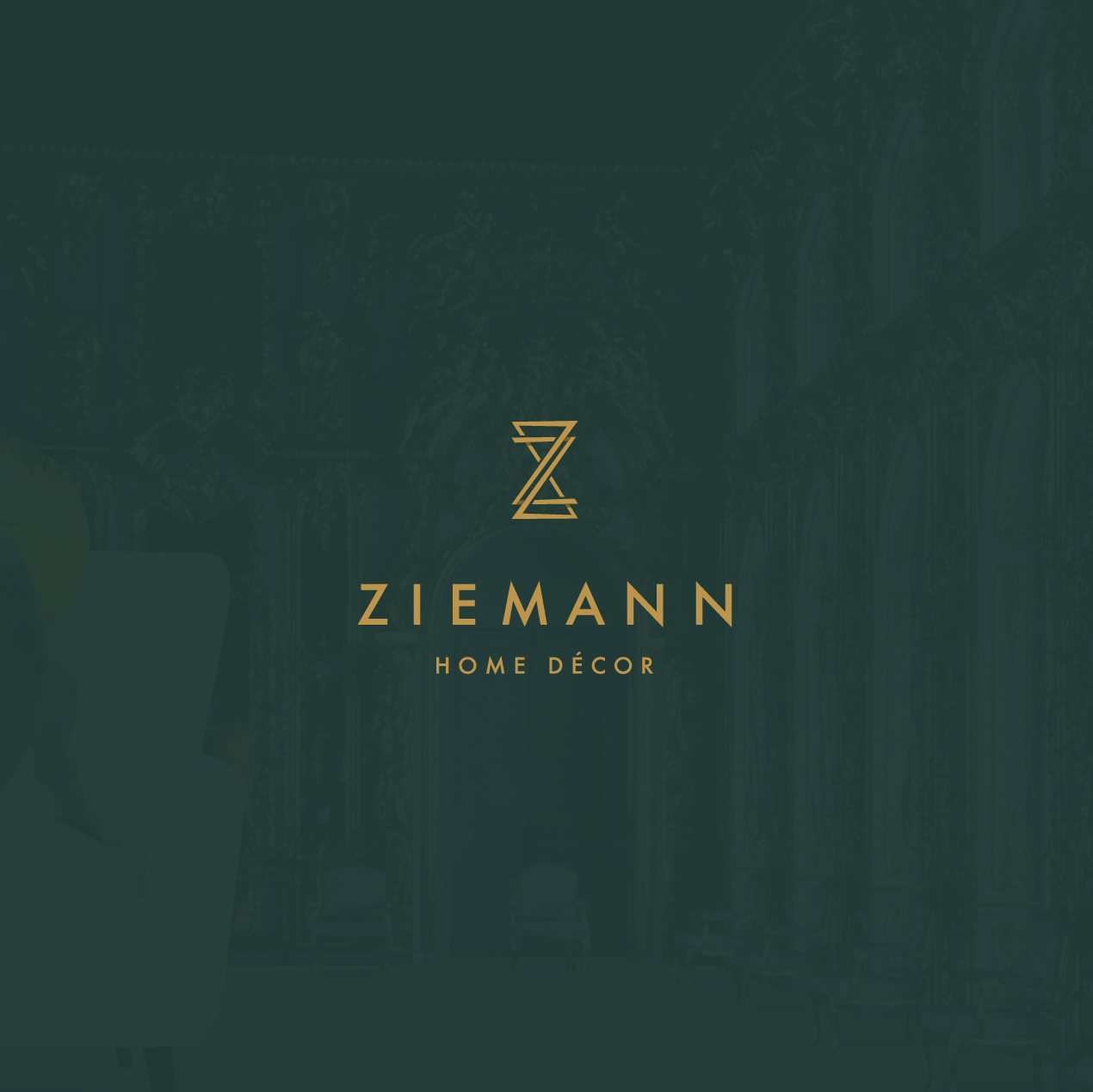 Ziemann home decor logo project