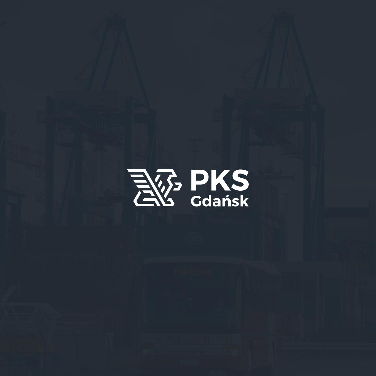 projektowanie logo gdańsk PKS
