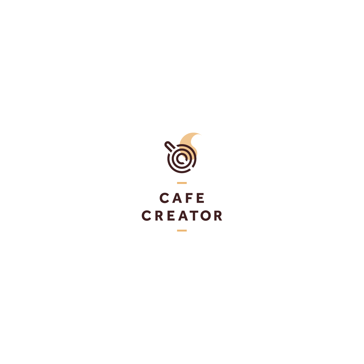 coffee factory logo project