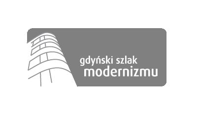 logo gdynski szlak modernizmu