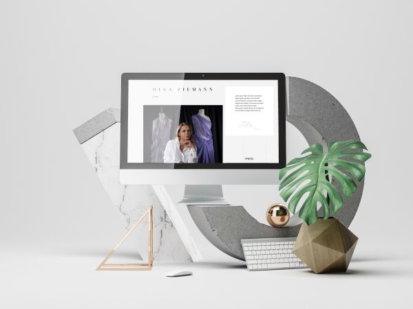 webdesign www projekt Gdańsk makieta
