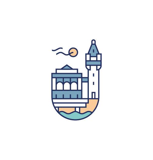 znak logo grafika projektowanie grid 2