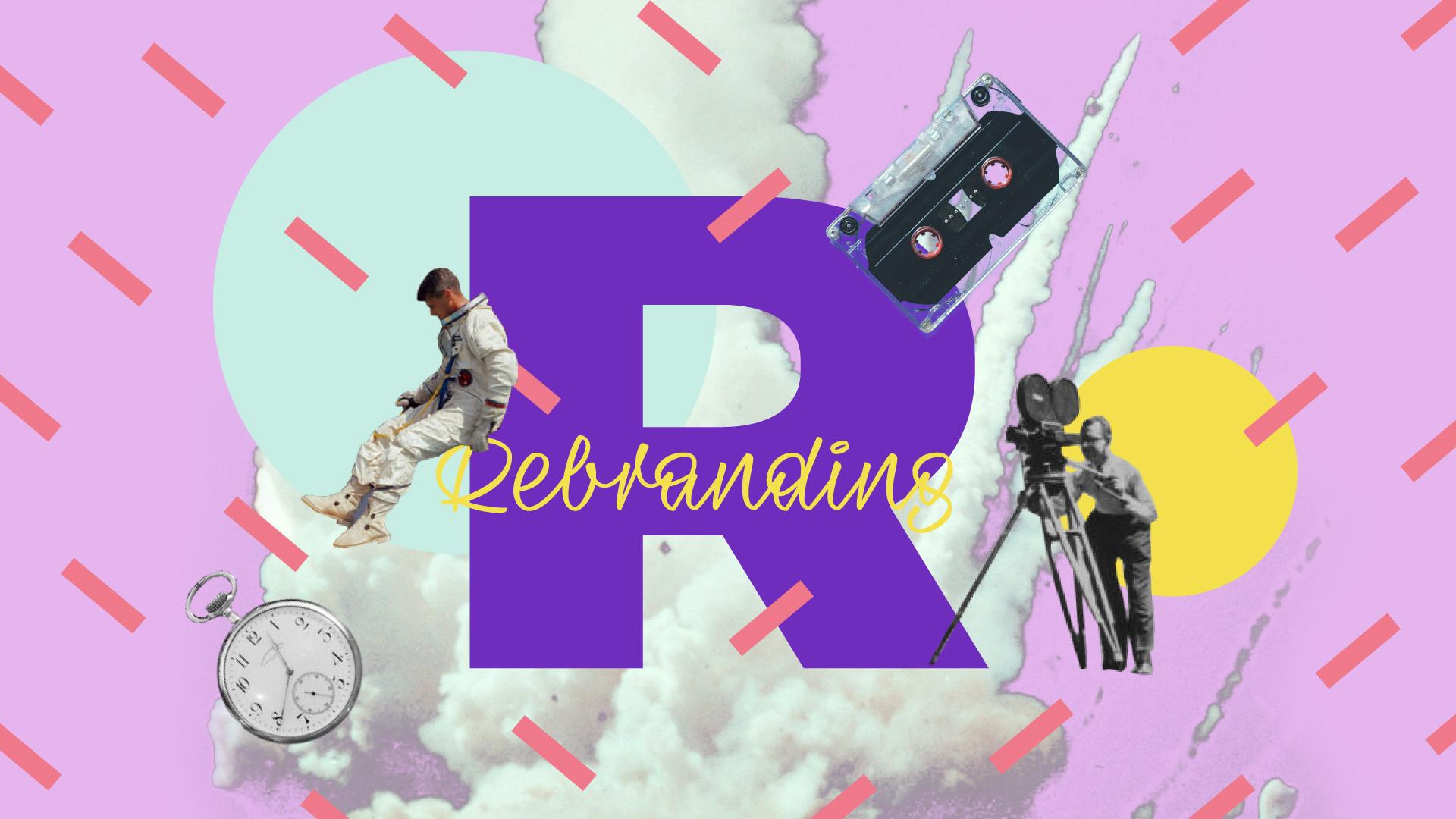 rebranding lifting szlif logo znaku Studio Spectro kolaż
