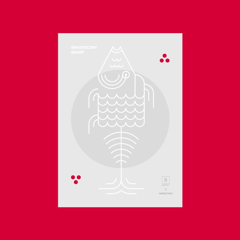 wektor plakat projekt graficzny świąteczny wygrana