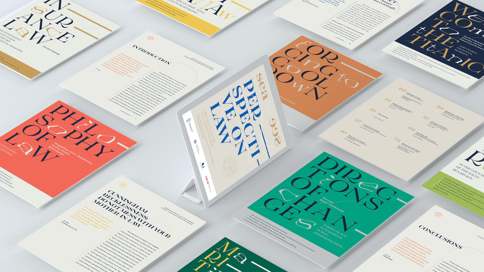 projekt graficzny uniwersytet gdański skład typografia