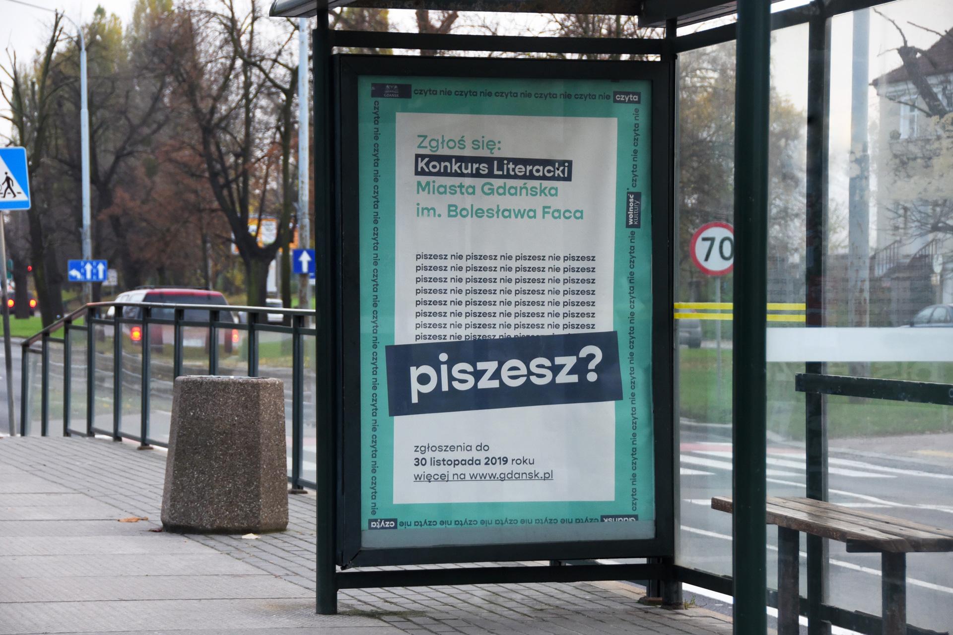 urząd miasta kultura projekty plakaty