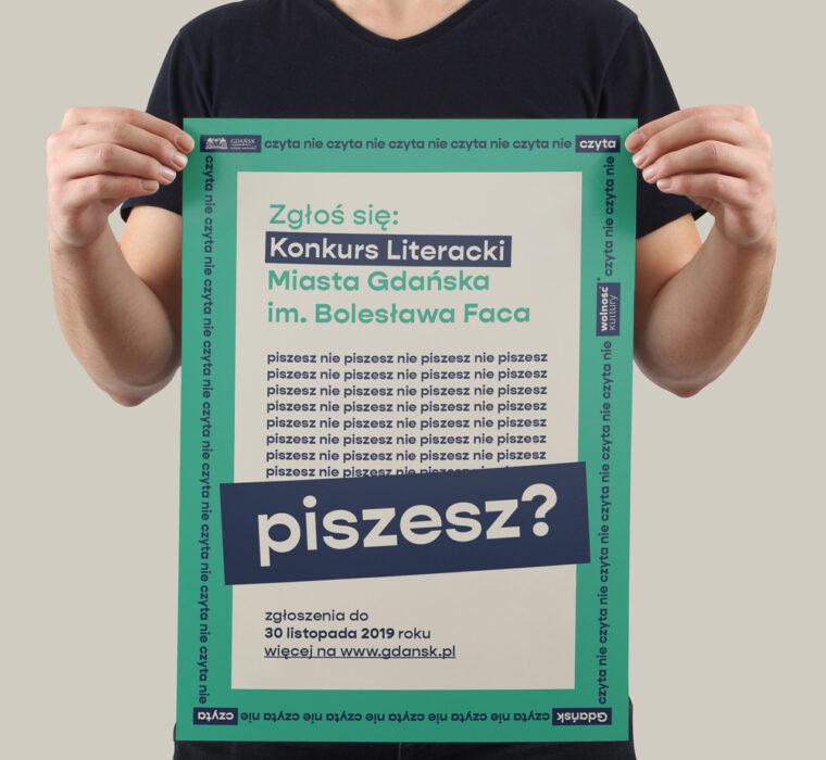 plakat key visual kultura projekty spectro