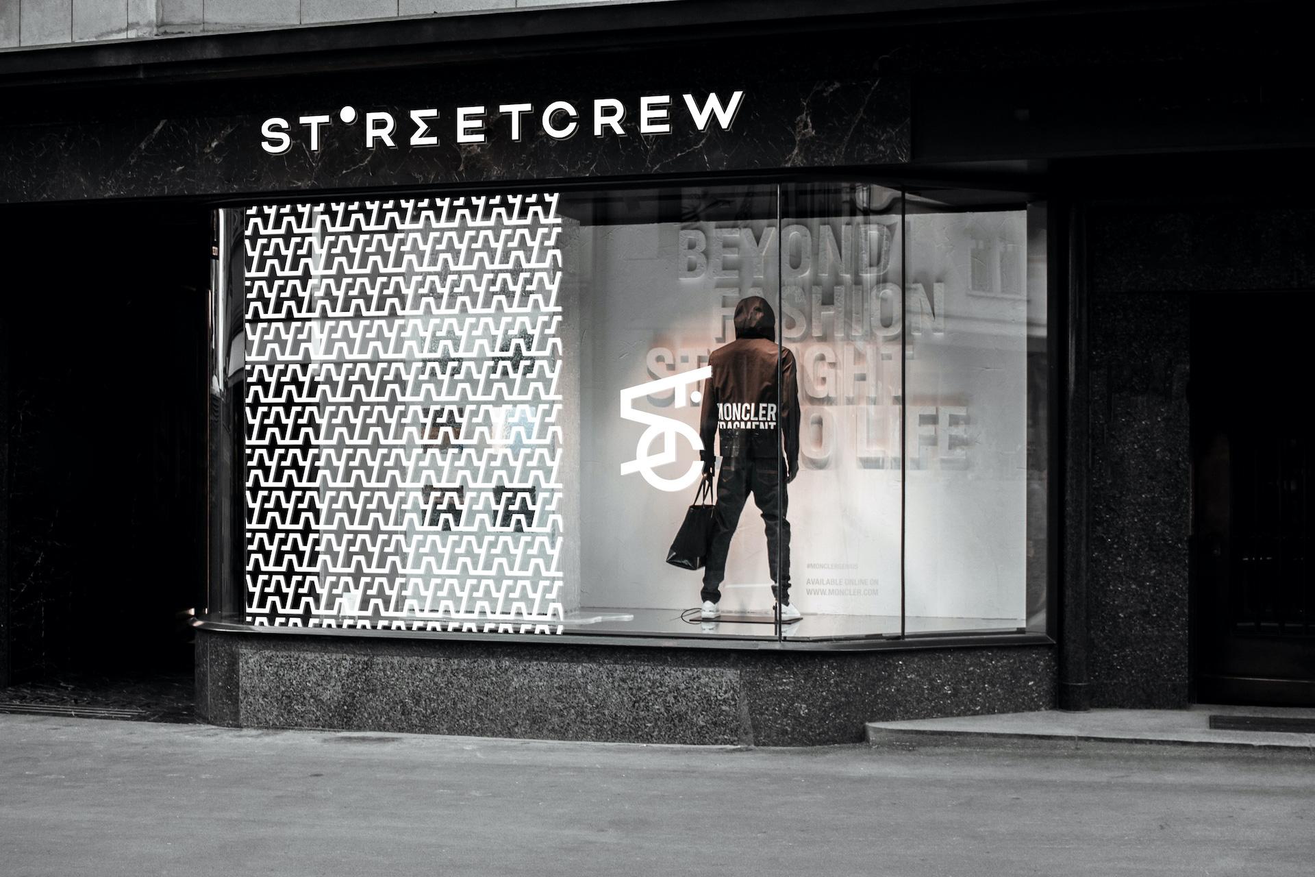 najlepszy projekt logo identyfikacji wizualnej streetcrew