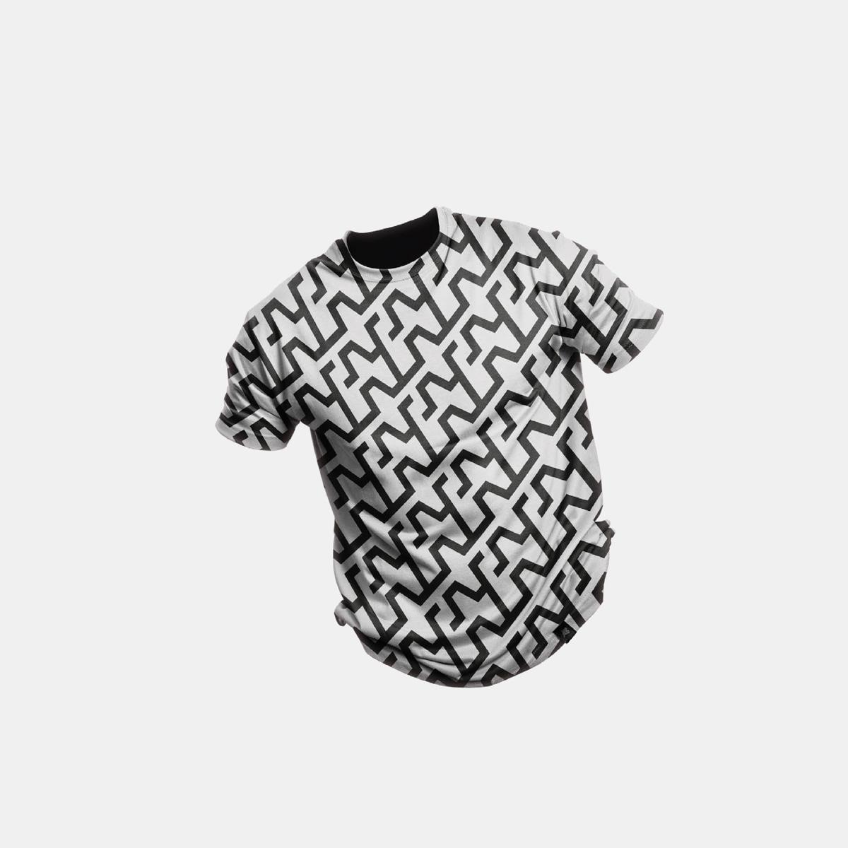 projekt koszulka pattern