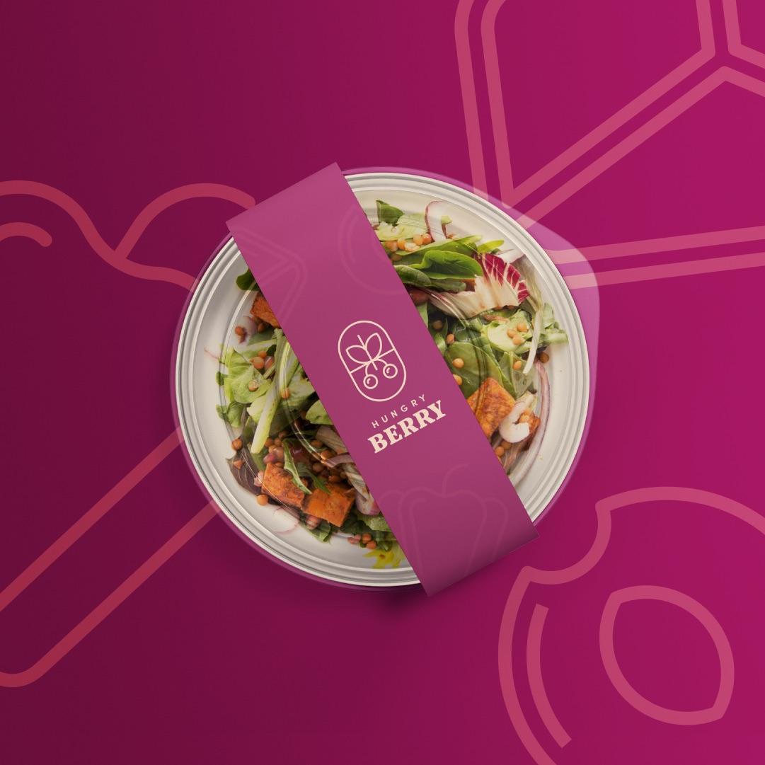 warszawa projekt graficzny marka cateringowa restauracja