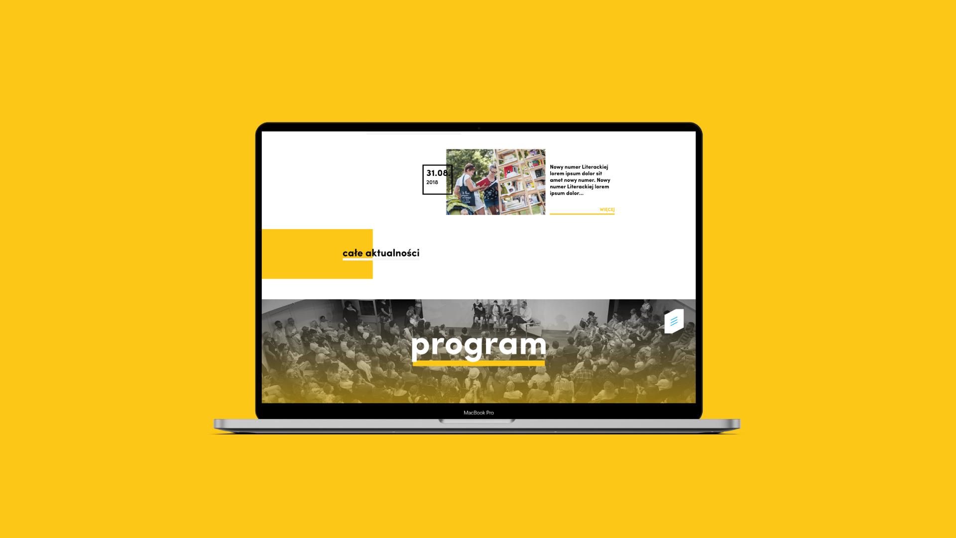 projekt www strony webdesign studio graficzne Gdańsk