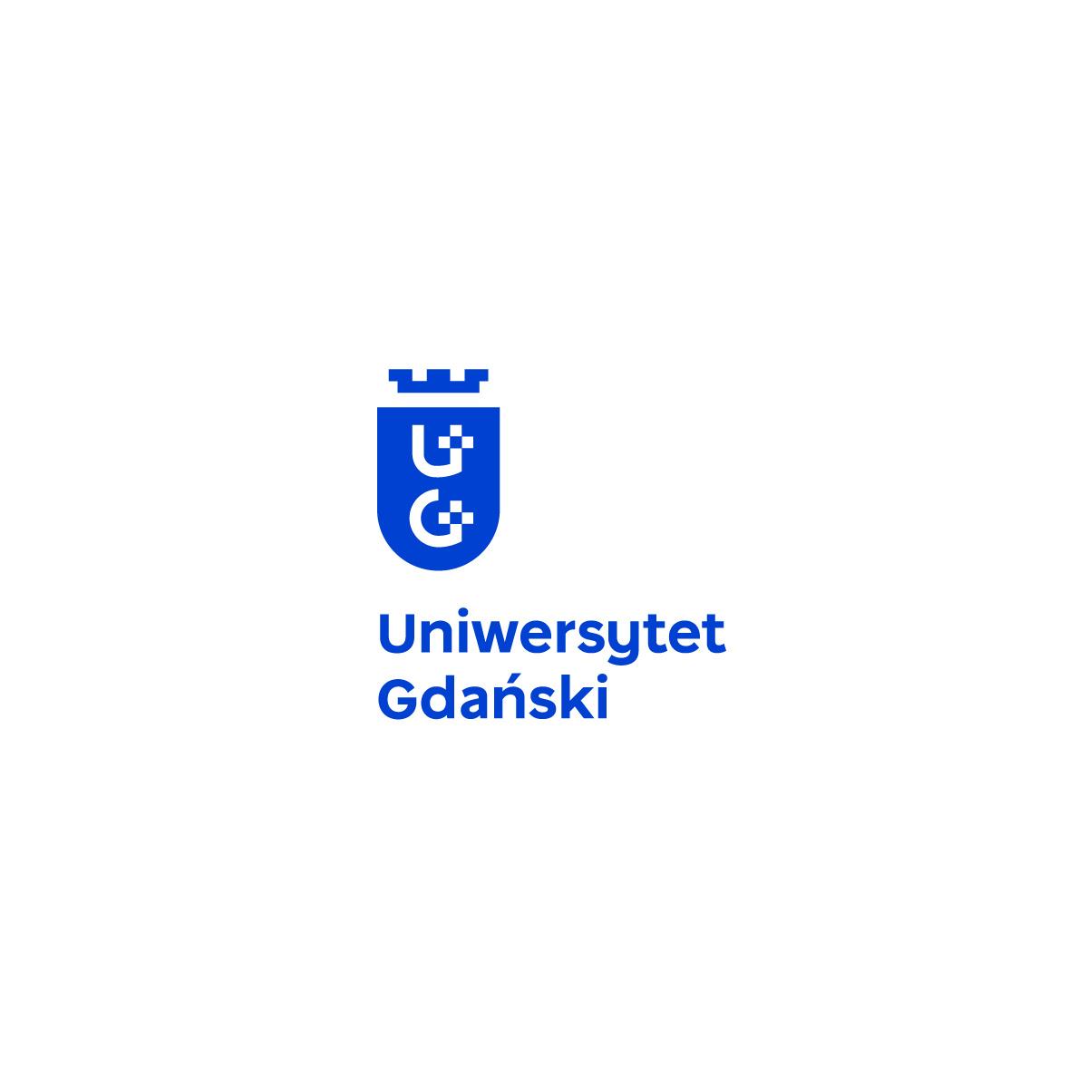 logo Uniwersytetu Gdańskiego Studio graficzne Spectro