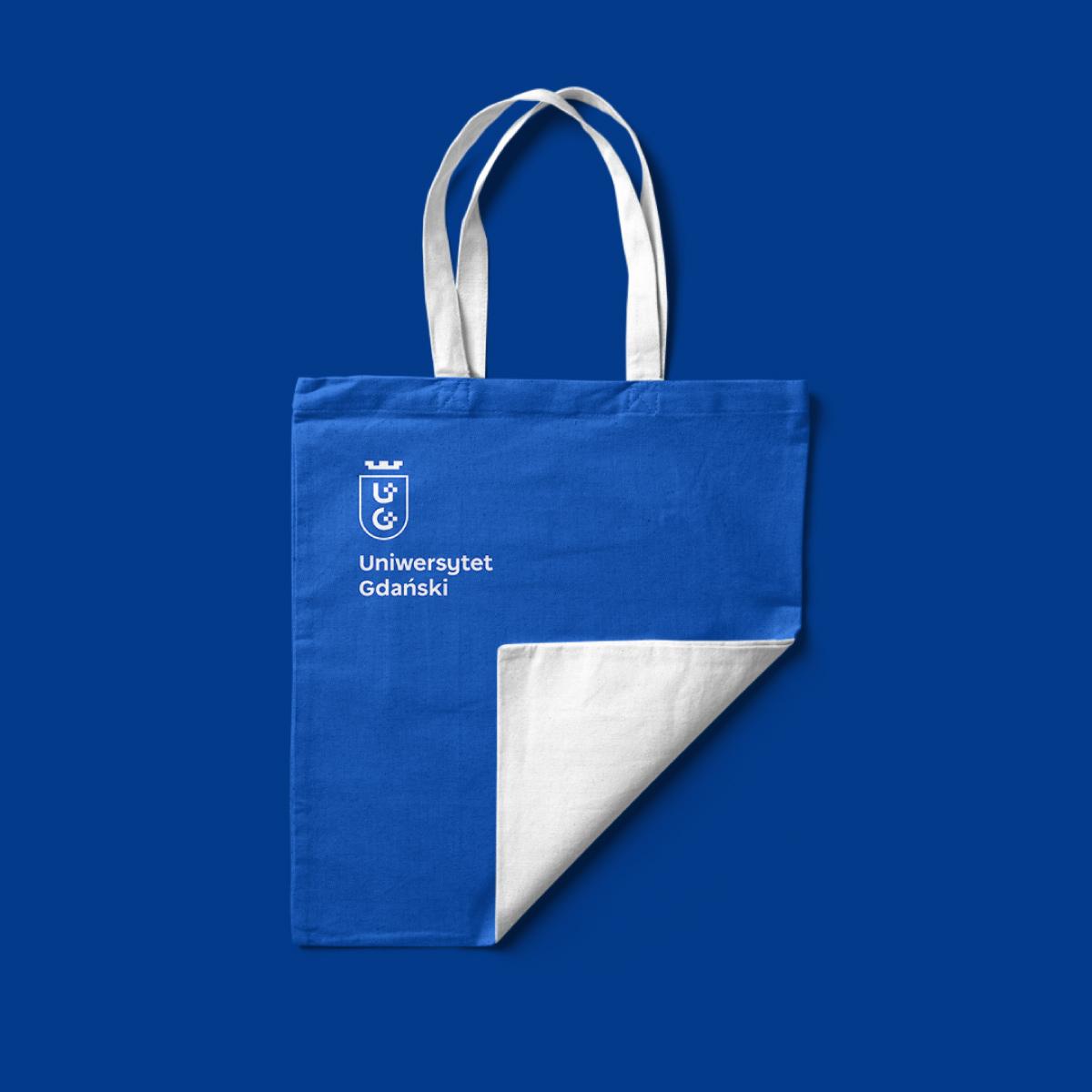 projekt graficzny torba uczelnia Trójmiasto